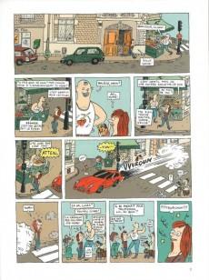 Extrait de Les petites prouesses de Clara Pilpoile -1- Pour l'honneur d'un coureur