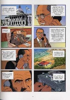 Extrait de La malédiction d'Edgar -1- Destin présidentiel