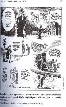 Extrait de (AUT) Peeters, Benoît - Lire la bande dessinée