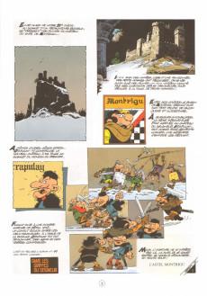 Extrait de Les petits hommes -43- Castel Montrigu