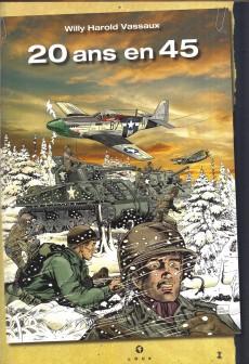 Extrait de La bataille des Ardennes - Nuts! -HS- 20 ans en 45 à Bastogne