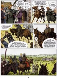 Extrait de L'epte, des vikings aux Plantagenets -3- Deux Guillaume pour un Duché