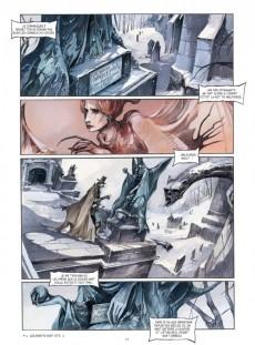 Extrait de Dracula (Pauly/Croci) -2- Le Mythe raconté par Bram Stoker