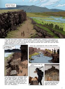 Extrait de Islandia -2- Les fjords de l'ouest