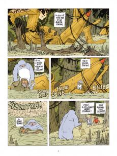 Extrait de Prince Lao -2- L'arbre de Jabadao