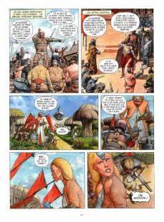 Extrait de Castaka -1- Dayal : Le Premier Ancêtre