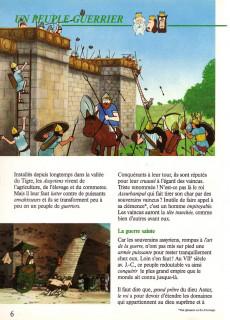 Extrait de Il était une fois l'homme -10- Les premiers empires