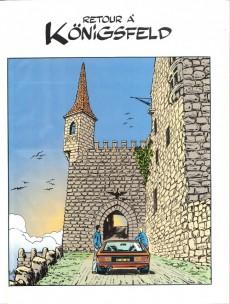 Extrait de Michel Vaillant (Palmarès inédit) -1- Retour à Königsfeld