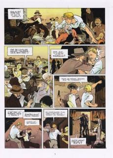 Extrait de Le boche -8- La fée brune