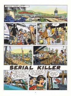 Extrait de Rubine -4- Serial killer