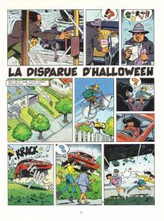 Extrait de Rubine -5- La disparue d'Halloween