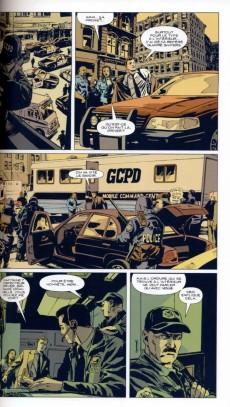 Extrait de Gotham Central -42- Affaire non classée