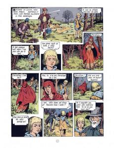 Extrait de Robert et Bertrand -22- La ferme aux loups