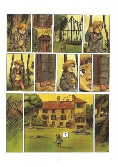 Extrait de Petit Verglas -1- L'enfance volée
