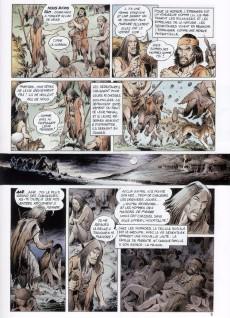 Extrait de Homo Sapiens -2- Le sacre de l'homme
