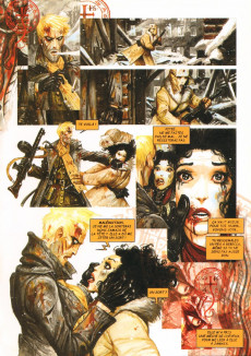 Extrait de Requiem Chevalier Vampire -2- Danse Macabre