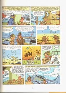 Extrait de Gil Sinclair -1- L'île truquée