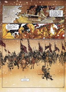 Extrait de Péma Ling -3- Yamantaka, seigneur de la mort