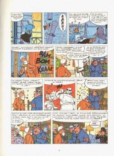 Extrait de Gil Sinclair -2- le carnet rouge