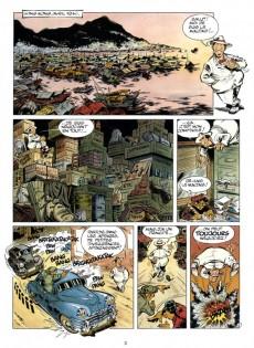 Extrait de Le maltais -2- Les sept samouraïs et demi