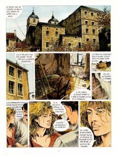 Extrait de Tendre Violette (Couleur) -7- Les enfants de la Citadelle (Seconde partie)