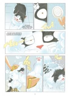 Extrait de Niumao -2- Le chat chinois fait des siennes