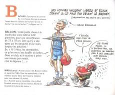 Extrait de Illustré (Le Petit) (La Sirène / Soleil Productions / Elcy) - Le Basket illustré de A à Z