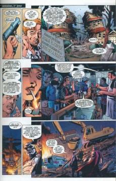 Extrait de Infinite Crisis : 52 -1- Le nouvel ordre mondial