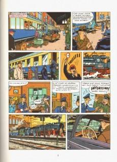 Extrait de Gil Sinclair -4- le murmure de Berlin