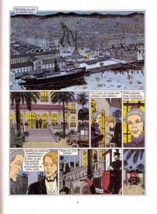 Extrait de Victor Sackville -6Duo- L'otage de Barcelone