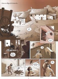 Extrait de Hidalgos -2- La louve de Messine