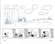 Extrait de Snoopy & Les Peanuts (Intégrale Dargaud) -3- 1955 - 1956