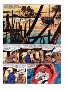 Extrait de Bernard Prince -6d1998- La loi de l'ouragan