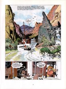 Extrait de Bernard Prince -8c1998- La flamme verte du conquistador