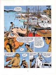 Extrait de Bernard Prince -10c1997- Le souffle de Moloch