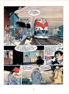 Extrait de Bernard Prince -13c1997- Le port des fous