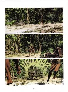 Extrait de Bernard Prince -14b00- Le Piège aux 100.000 Dards