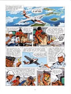 Extrait de Bernard Prince -15b2000- Orage sur le Cormoran