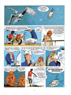 Extrait de Bernard Prince -2f1998- Tonnerre sur Coronado