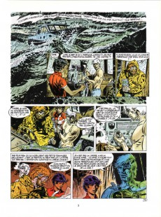 Extrait de Bernard Prince -7d1999- La fournaise des damnés