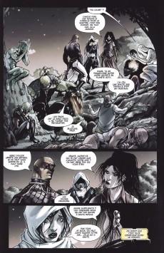 Extrait de Marvel Icons Hors Série -10- Les jeunes vengeurs & les fugitifs