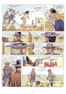 Extrait de Durango -10- La proie des chacals