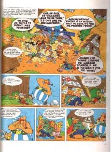 Extrait de Astérix -24b- Astérix chez les Belges