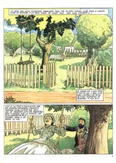 Extrait de Théodore Poussin -7- La Vallée des roses