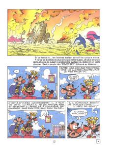 Extrait de Les toyottes -BDj1- Bd jeu 1 - La quête infernale