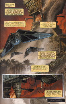 Extrait de Star Wars - Legacy -1- Anéanti