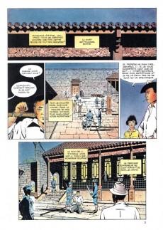 Extrait de Rourke -3- Les Trois Concubines