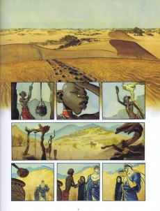 Extrait de Hariti -1- Un ventre aride