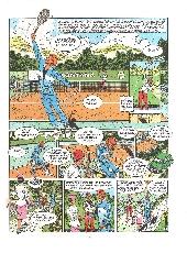 Extrait de Chris Larzac - Le Grand Chelem -1- Le 3ème bras de Kan Shin
