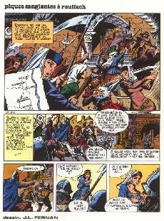 Extrait de L'histoire en Bandes Dessinées -6- Héroïnes inconnues